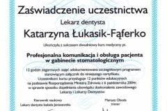 Katarzyna-Lukasik-Faferko-obsługa-pacjenta-